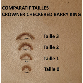 Matoir Crowner 0 Checkered - Barry king