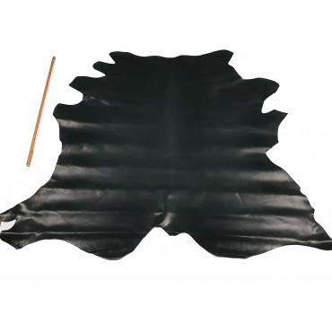 Veau Lisse Vert Sapin - HAAS - Épaisseur 1,5 mm